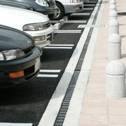 排水性舗装対応型側溝「AD側溝」