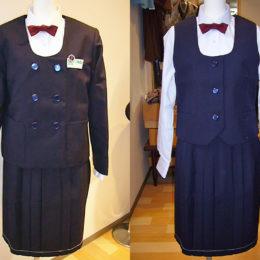 館山市立第二中学校 女子制服